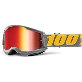 100% Strata Anti-Fog Goggles Gen2, izipizi/mirror